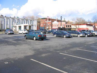 Nyack Parking Riverspace