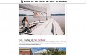 Hudson Valley Magazine on Nyack